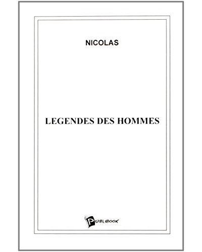 Legendes des hommes