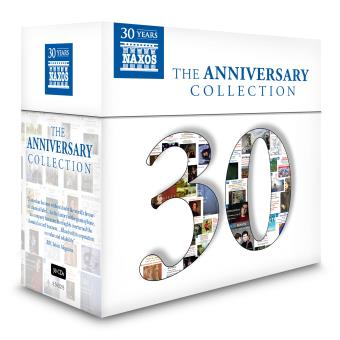 NAXOS ANNIVERSARY COLLECTION