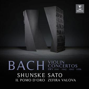 Violin concertos bwv 1041 1042 1043 & 1056