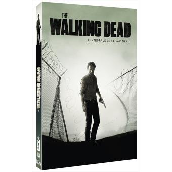 The Walking DeadThe Walking Dead Saison 4 DVD
