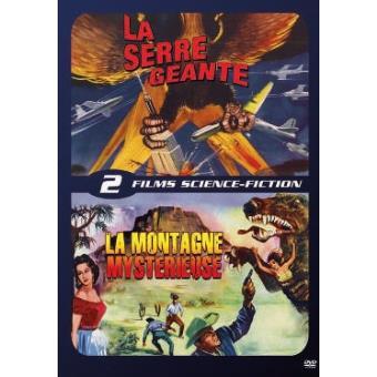 Coffret science-fiction 2 films DVD