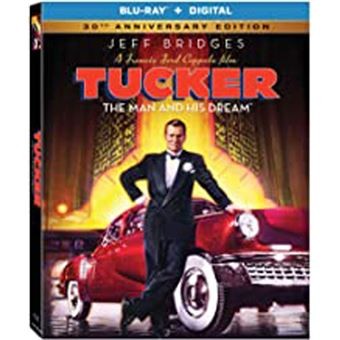 Tucker: The Man And His Dream Blu-ray