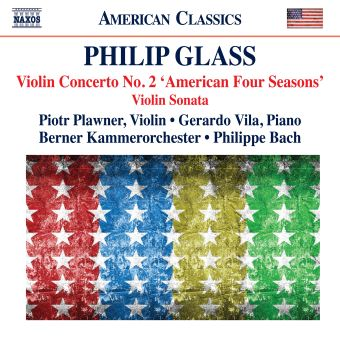 Concerto pour violon Volume 2 American Four Seasons Sonate pour violon