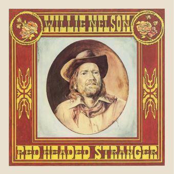 Red Headed Stranger - LP 12''