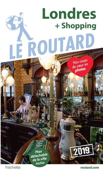 Guide du Routard Londres (+ shopping) 2019 - 9782017069089 - 7,99 €