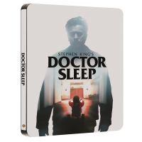 Doctor Sleep Steelbook Blu-ray 4K Ultra HD