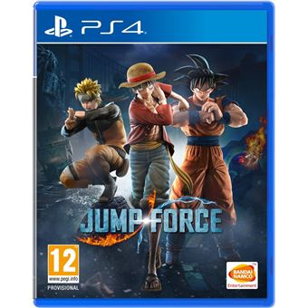 Jump Force NL PS4