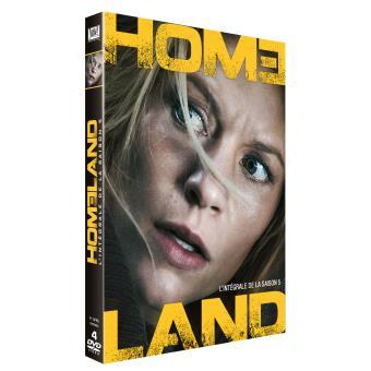 HomelandHomeland Saison 5 DVD