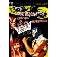 Blue Demon contre le pouvoir satanique DVD