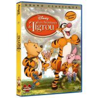 Les Aventures de Tigrou DVD