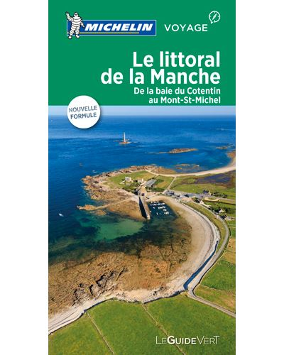 Guide Vert Littoral de la Manche