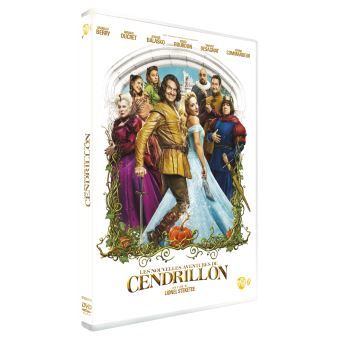 CendrillonLes nouvelles aventures de Cendrillon DVD