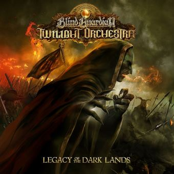 Legacy of The Dark Lands - 3CD