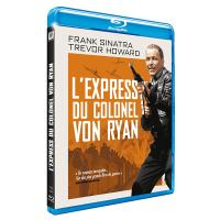 L'express du colonel Von Ryan Blu-ray