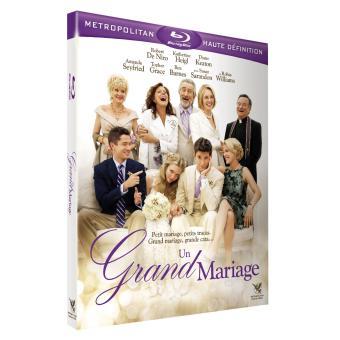 Un grand Mariage Blu-ray