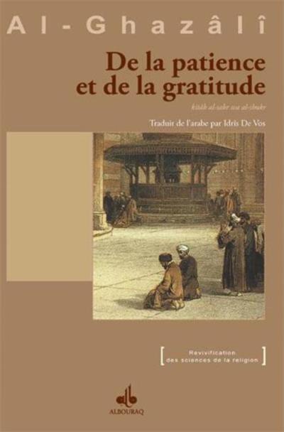 De la patience et de la gratitude - 9791022500784 - 12,00 €