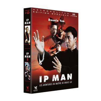Ip ManCoffret Ip Man 2 films DVD
