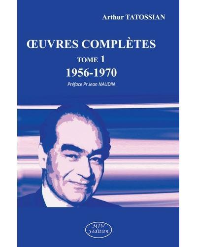 Œuvres Complètes (1956-1970)