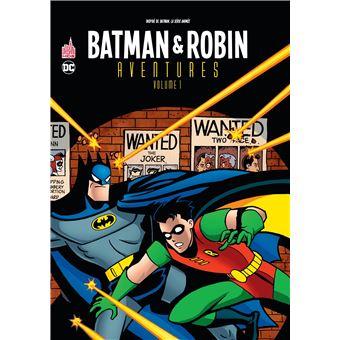Batman et Robin AventuresBatman et Robin : aventures
