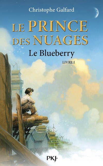 Le Prince des Nuages - tome 1 Le Blueberry