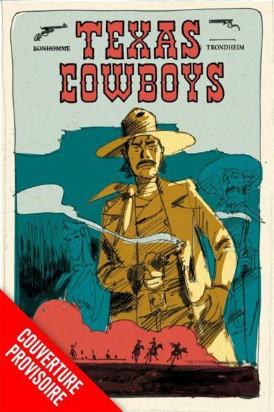 Coffret texas cowboys