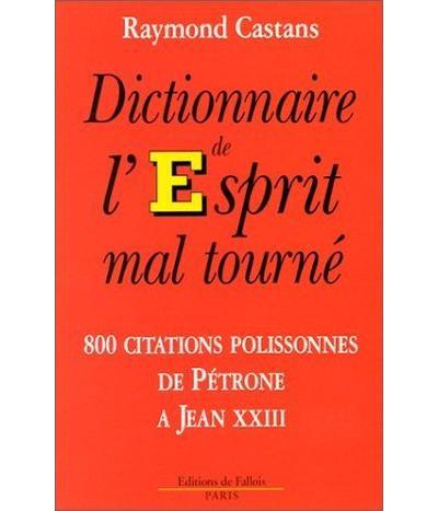 Dictionnaire de l'esprit mal tourne