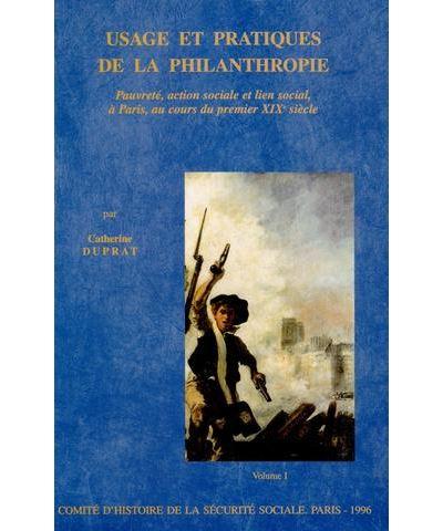 Usages et pratiques de la philanthropie Tome 2 - Usage et pratiques de la philanthropie