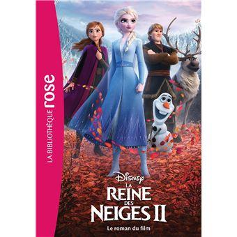 Frozen, La reine des neigeLa Reine des Neiges 2, Le roman du film
