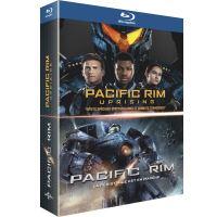 Coffret Pacific Rim 1 et 2 Edition Limitée Blu-ray