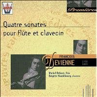Sonates pour flute et clavecin