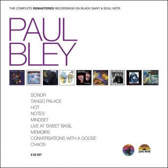 Paul Bley. 9 CD