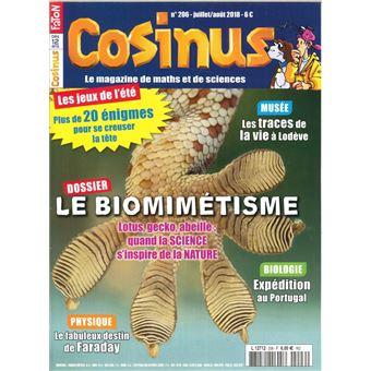 Cosinus,206:les jeux de mathematiques de l'ete