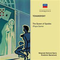 The Queen Of Spades Dame de pique