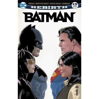 BatmanLa chute des chevaliers de Gotham !