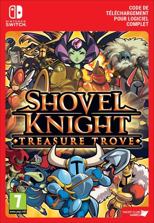 Code de téléchargement Shovel Knight Treasure Trove Nintendo Switch
