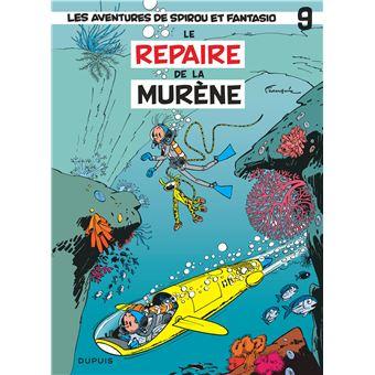 Spirou et FantasioLe repaire de la murène