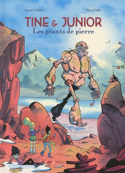 Tine & Junior - Les géants de pierre