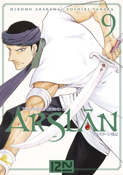 The Heroic Legend of Arslân - Tome 09 - 9782823868906 - 5,99 €