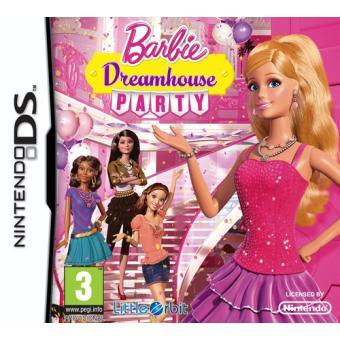 BARBIE DREAMHOUSE PARTY FR DS -
