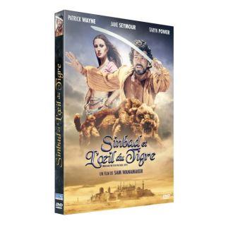 SinbadSinbad et l'œil du tigre DVD