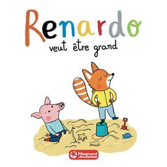 RenardoRenardo veut etre grand