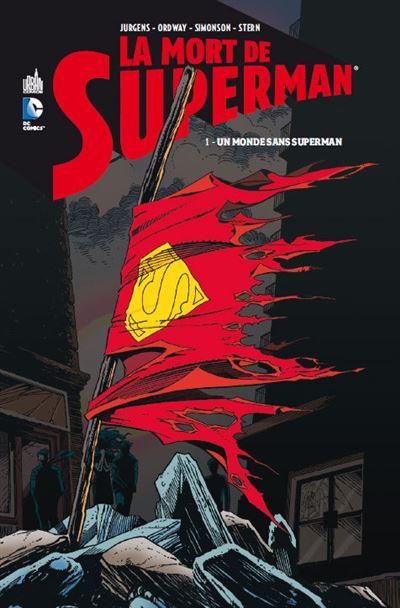 La mort de Superman - tome 1 - Un Monde Sans Superman