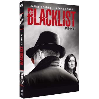 The BlacklistThe Blacklist Saison 6 DVD