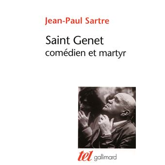 Saint genet comedien et martyr