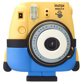 appareil photo instantan fujifilm instax mini 8 minion appareil photo instantan achat. Black Bedroom Furniture Sets. Home Design Ideas