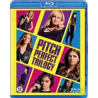 Pitch perfect 1-3 box-BIL-BLURAY