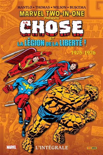 Marvel Two-in-One : L'intégrale 1975-1976