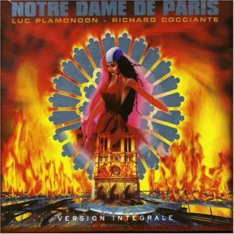 Notre dame de paris live int grale luc plamondon - Richard cocciante album coup de soleil ...