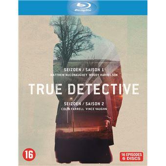 TRUE DETECTIVE S1-2-SPECIAL ED-BIL-BLURAY