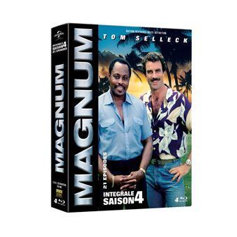 MagnumMagnum Saison 4 Blu-ray